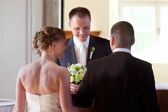 Hochzeitsfotografie: Schloß Ulrichshusen