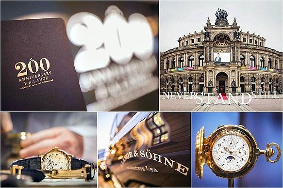 Veranstaltungsfotografie: Event von A. Lange & Söhne in Dresden