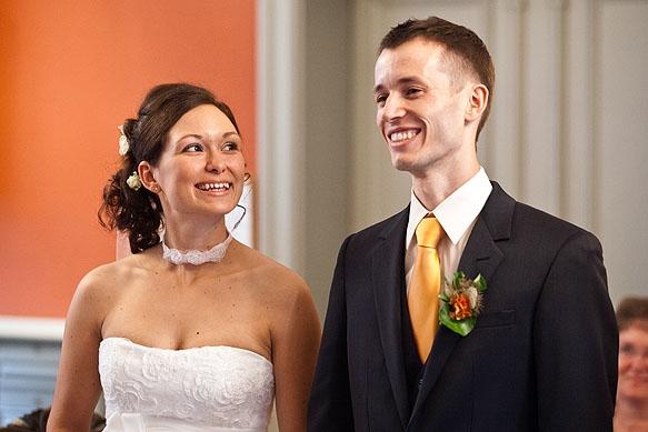 Hochzeitsfotos Anja und Ralf in der Villa Teresa Coswig