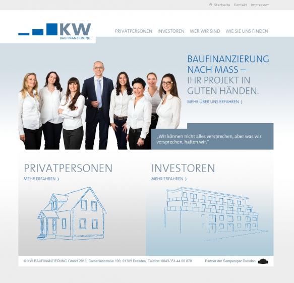 Werbefotograf: Business-Portraits KW Baufinanzierung