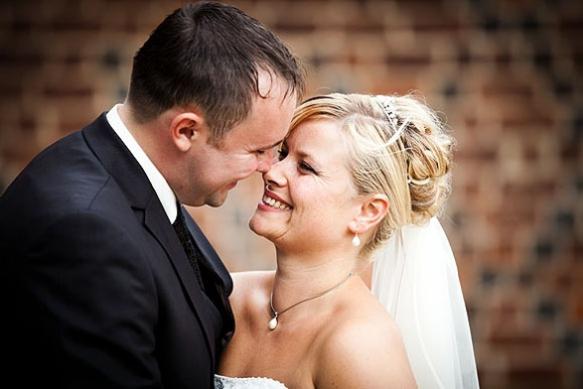 Hochzeit: Hochzeitsportrait Terese und Tom