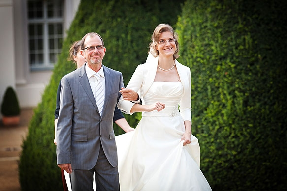 Hochzeitsfotografie - Schloß Wackerbarth Radebeul