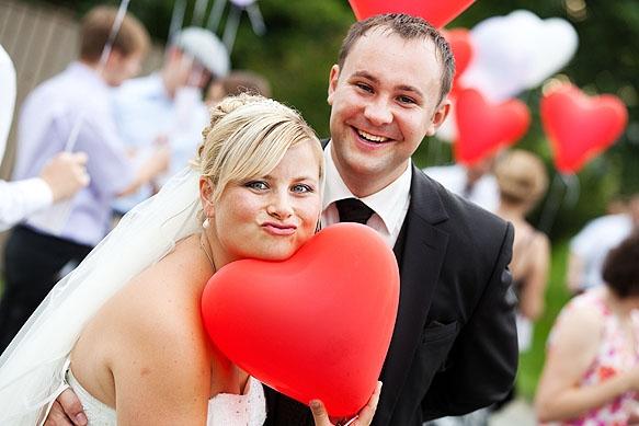 Hochzeitsfotos einer Hochzeit im Sommer bei Cottbus