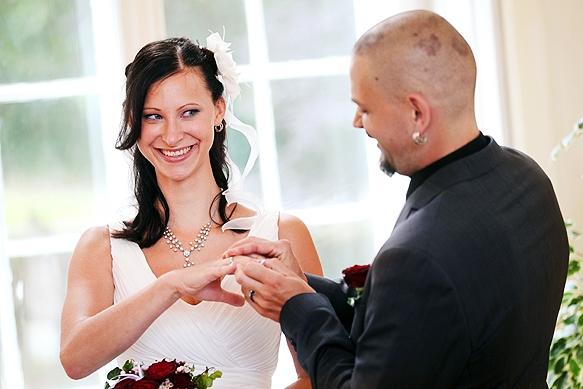 Hochzeitsfotografie Barockschloß Oberlichtenau