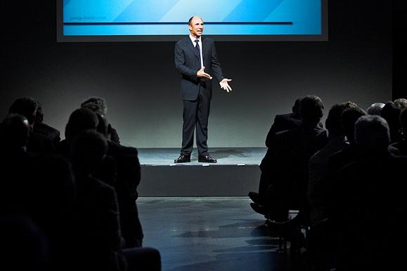 Business-Fotografie: Veranstaltungsdokumentation für Allianz Deutschland mit Jörg Löhr Erfolgstraining