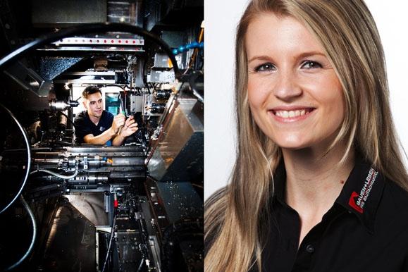 Business-Fotografie: Werbefoto Maschinenbauer und Business-Portrait