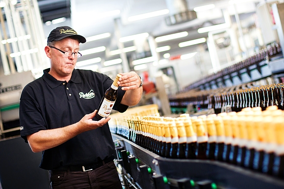 Business-Fotografie: Radeberger Brauerei
