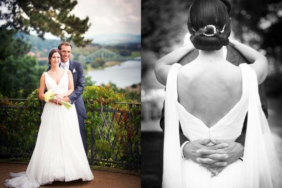 Hochzeitsfotograf - Hochzeit auf Schloss Eckberg