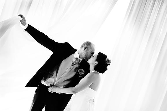 Hochzeitsfotograf - Hochzeitsportrait in der Vila via Lapis in Dresden