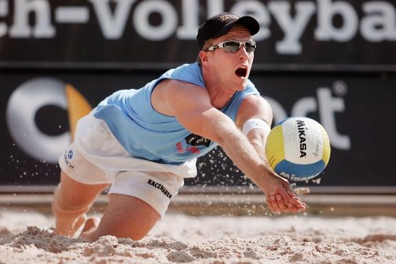 Sportfotograf - Smart-Tour Beachvolleyball