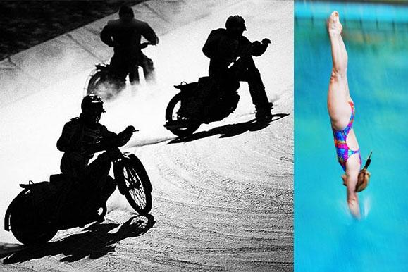 Sportfotograf - Motocross & Turmspringen